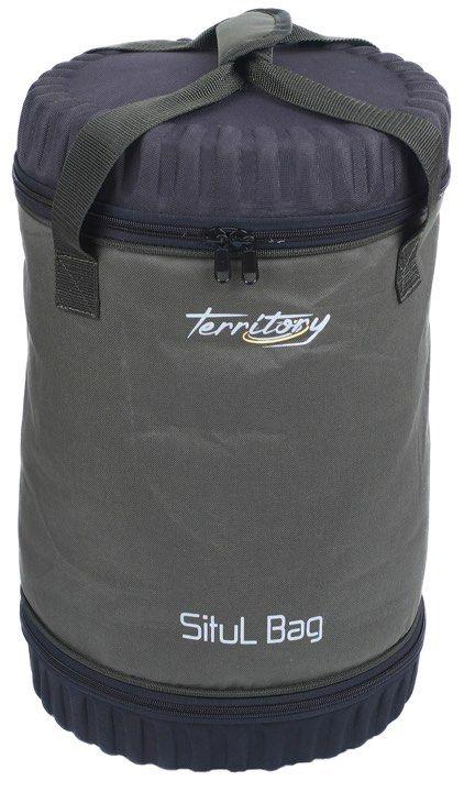 MIKADO Kaprárska taška Territory 2v1 (28 x 40cm)
