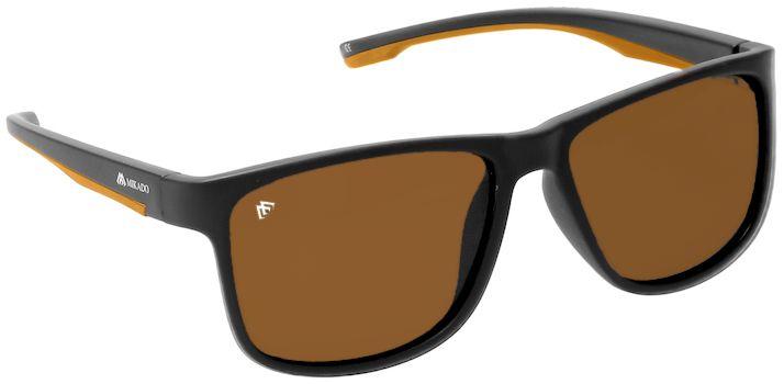 MIKADO Polarizačné okuliare - 0484 AMBER / BROWN