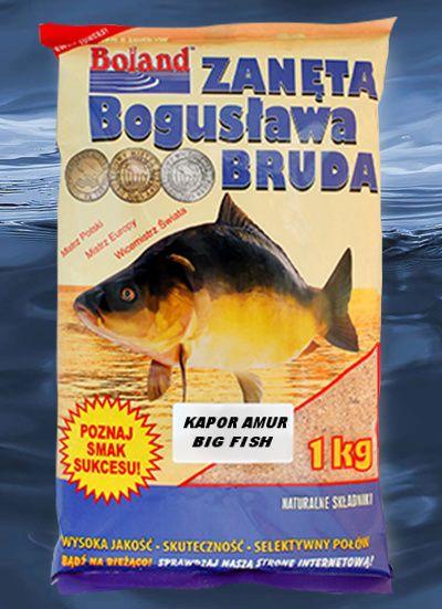 BOLAND Krmivo Popular 1kg - PLOTICA ČIERNA