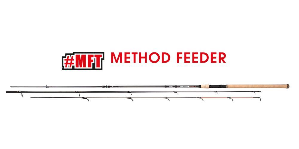 MIKADO Feedrový prút MFT METHOD FEEDER 350cm do 90g