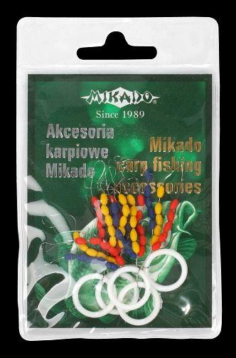 MIKADO Gumené stopery - farebné (5ks)