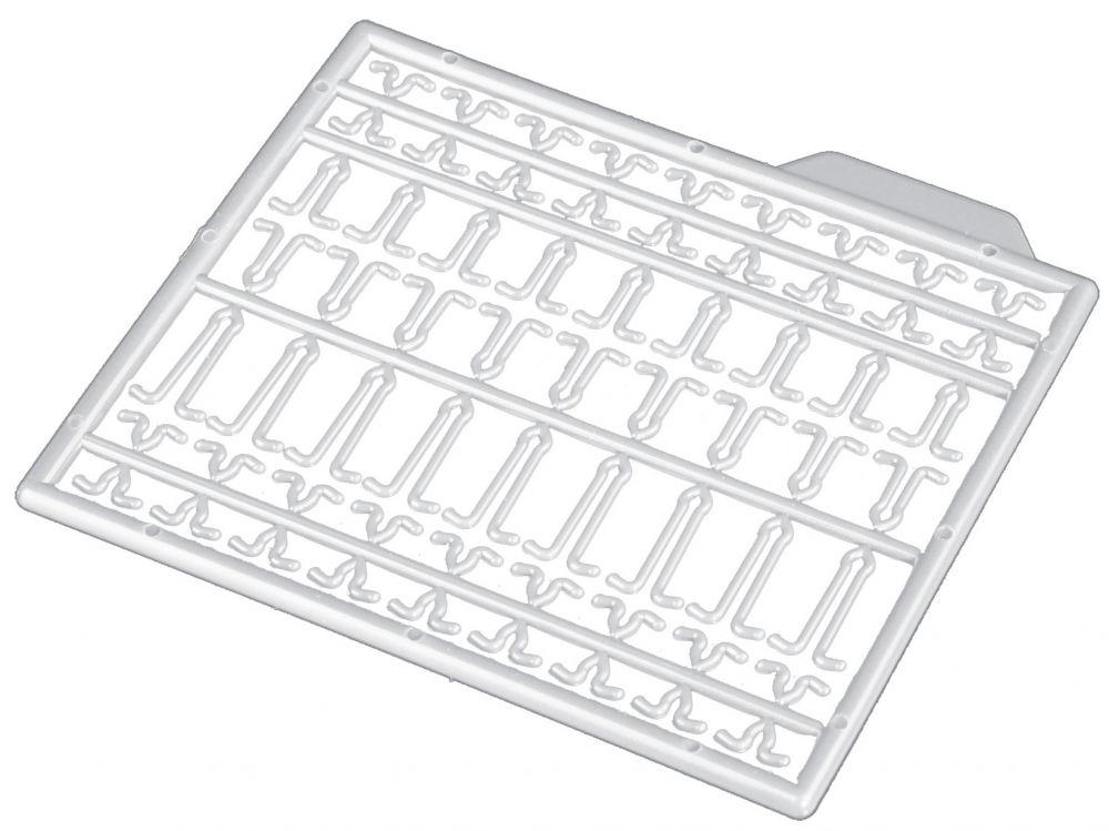 MIKADO Zarážky na boilies predlžovacie/ transparentné (2ks)
