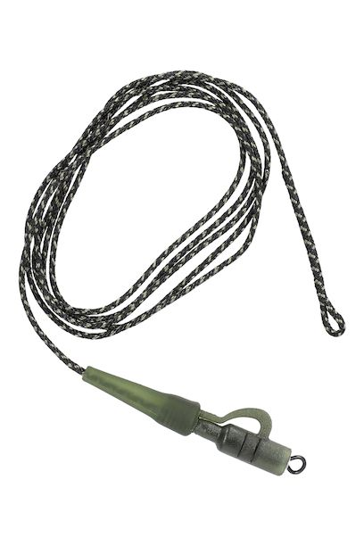 MIKADO Hotová olovenka READY LEADCORE - RIGS WITH SAFETY CLIP 80cm (2ks)