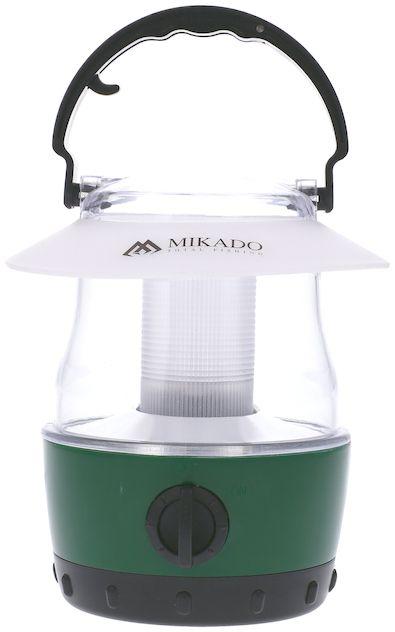 MIKADO Bivy lampa so závesom  - GREEN