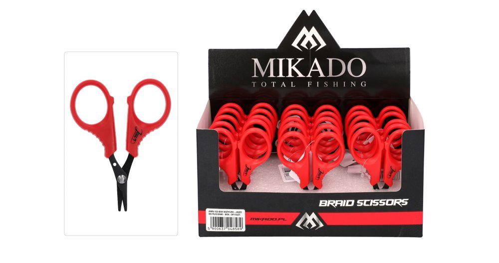 MIKADO Nožnice JAWS BOX (1ks)