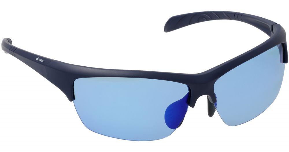 MIKADO Polarizačné okuliare 0023 / zrkadlový efekt (modro fialové)
