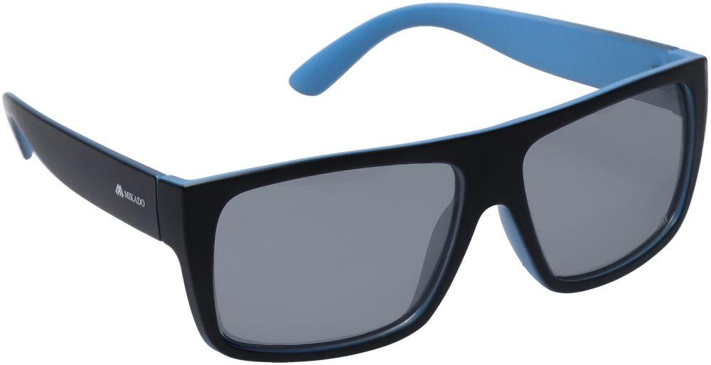 MIKADO Polarizačné okuliare 0595 / zrkadlový efekt (šedé)