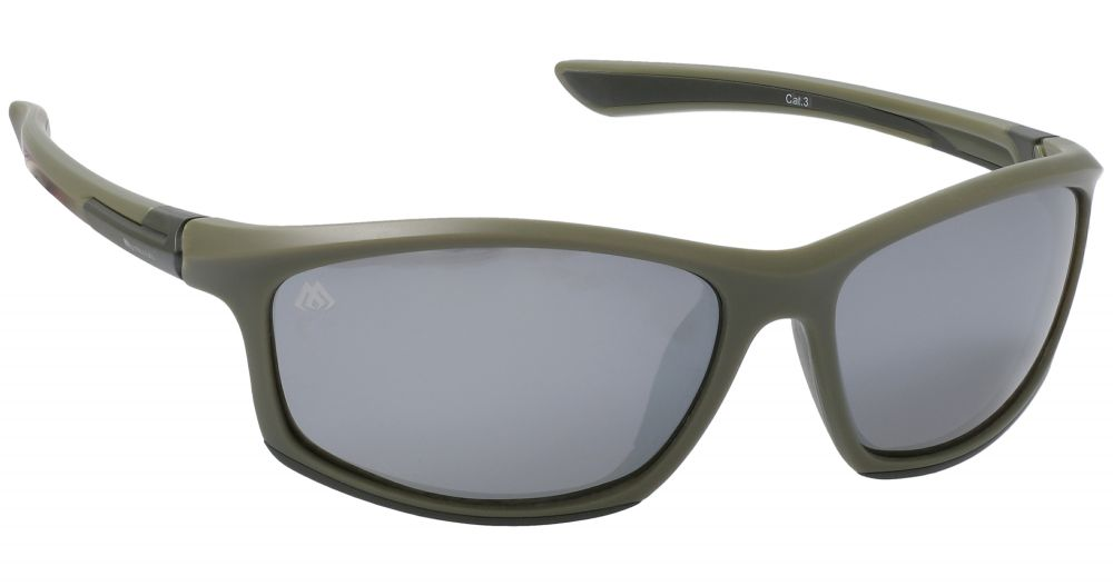 MIKADO Polarizačné okuliare 7871 / zrkadlový efekt (šedé)
