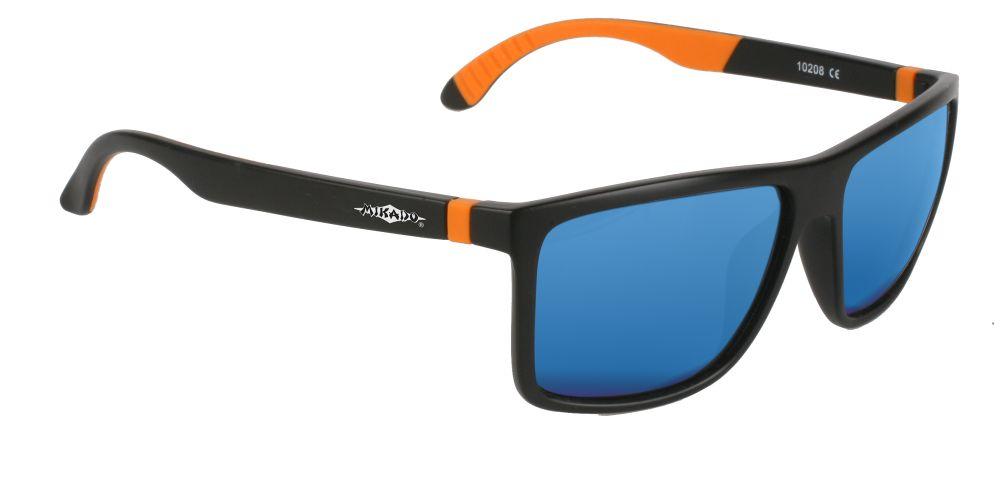 MIKADO Polarizačné okuliare 86040 (sklá:modro/fialové)