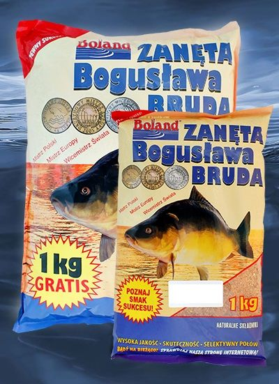 BOLAND  Krmivo Popular 3kg - CESNAK