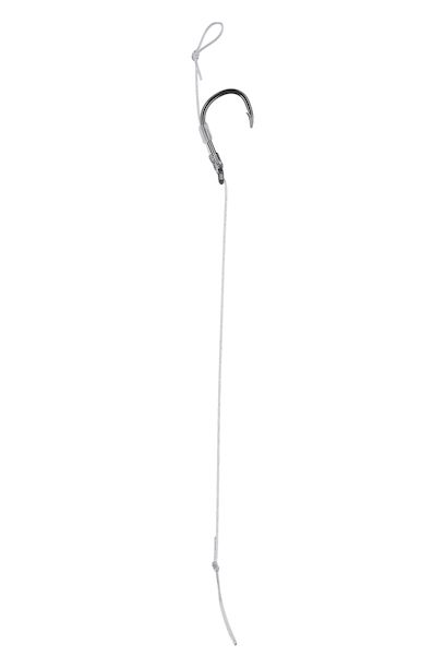 MIKADO Hotový nadväzec METHOD FEEDER RIG W/HAIR - č.4, 10ks, 0.28 mm - 8ks (monofilament) - AKCIA!