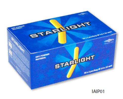 MIKADO Chemické svetlo STARLIGHT - 4.5x39mm (2ks)