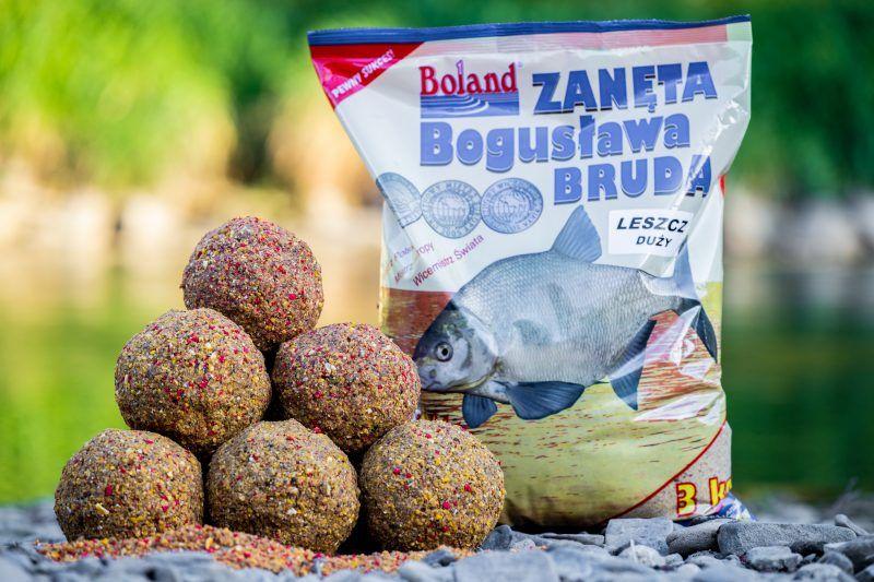 BOLAND Krmivo Popular 3kg - KAPOR VANILKA