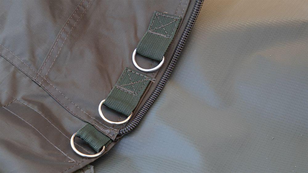 MIKADO Bivak ENCLAVE 2 Man Bivvy Plus (290x290x155cm)