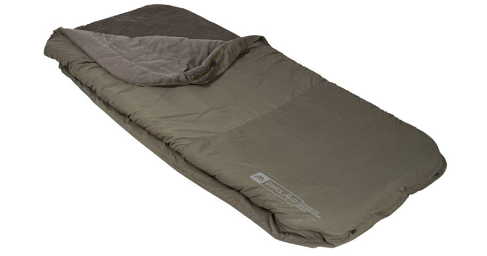 MIKADO Spací vak - ENCLAVE FLEECE SLEEPING BAG (210x95cm)