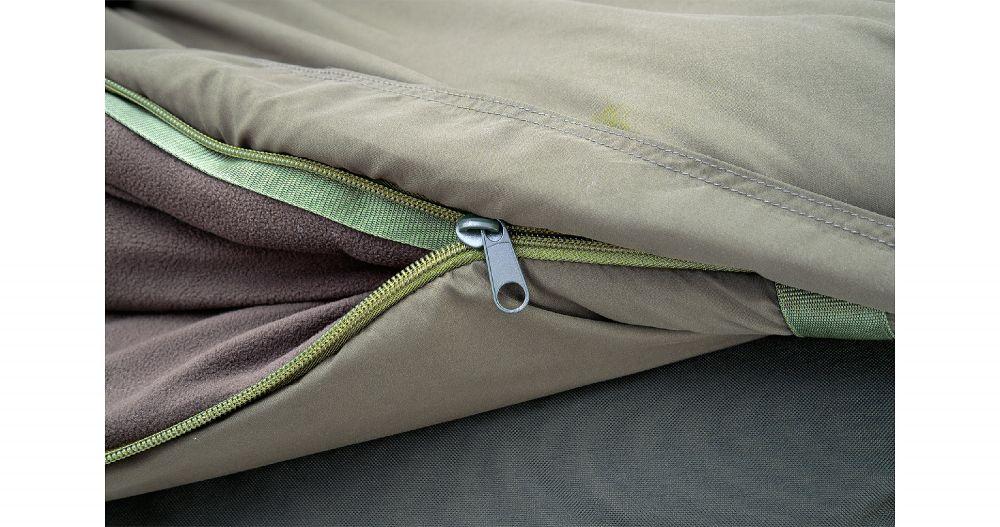 MIKADO Spací vak - ENCLAVE FLEECE SLEEPING BAG (210x95cm)