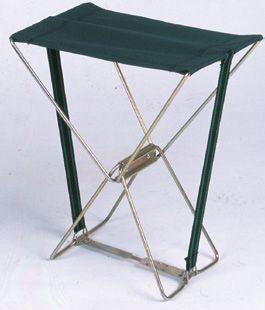 MIKADO Skladacia stolička Veľká (40x33x20cm)