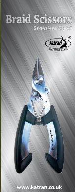 KATRAN Nerezové nožnice