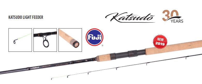MIKADO Feedrový prút KATSUDO LIGHT FEEDER - 360cm, do 90g - AKCIA!