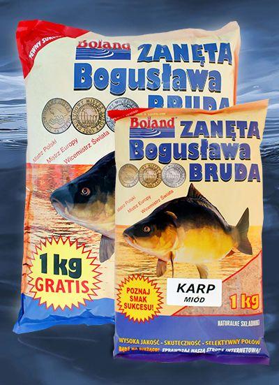 BOLAND Krmivo Popular 1kg - KAPOR MED