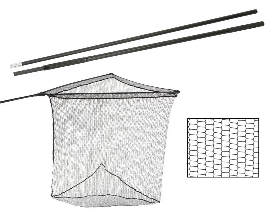 MIKADO Kaprový podberák - INTRO CARP 1.80m (2 diel)