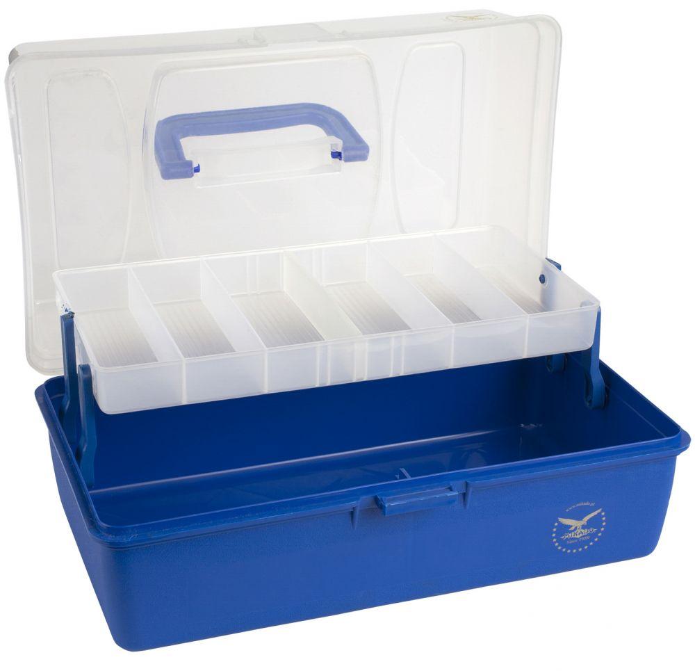 MIKADO Rybársky kufrík (36x20x20cm)