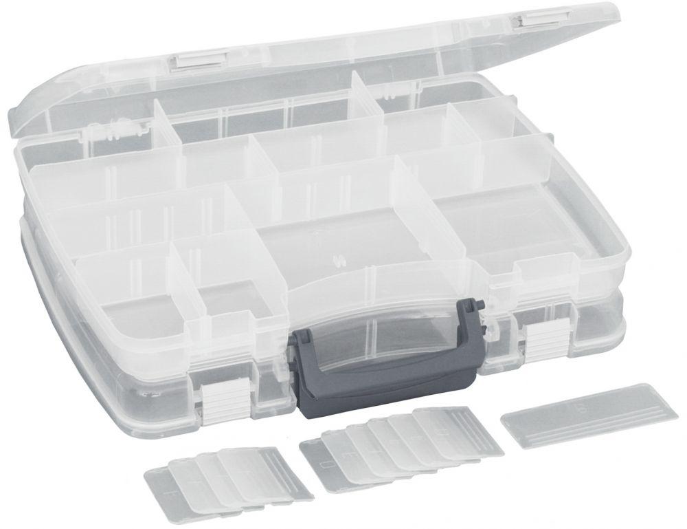 Kombinovaný nástrahový box (38 x 28 x 10 cm) Mikado