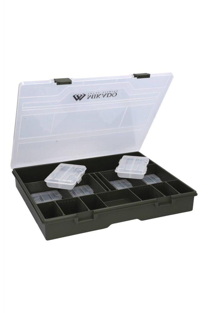 MIKADO Box s krabičkami - (36.5cm x 23cm x 5cm)