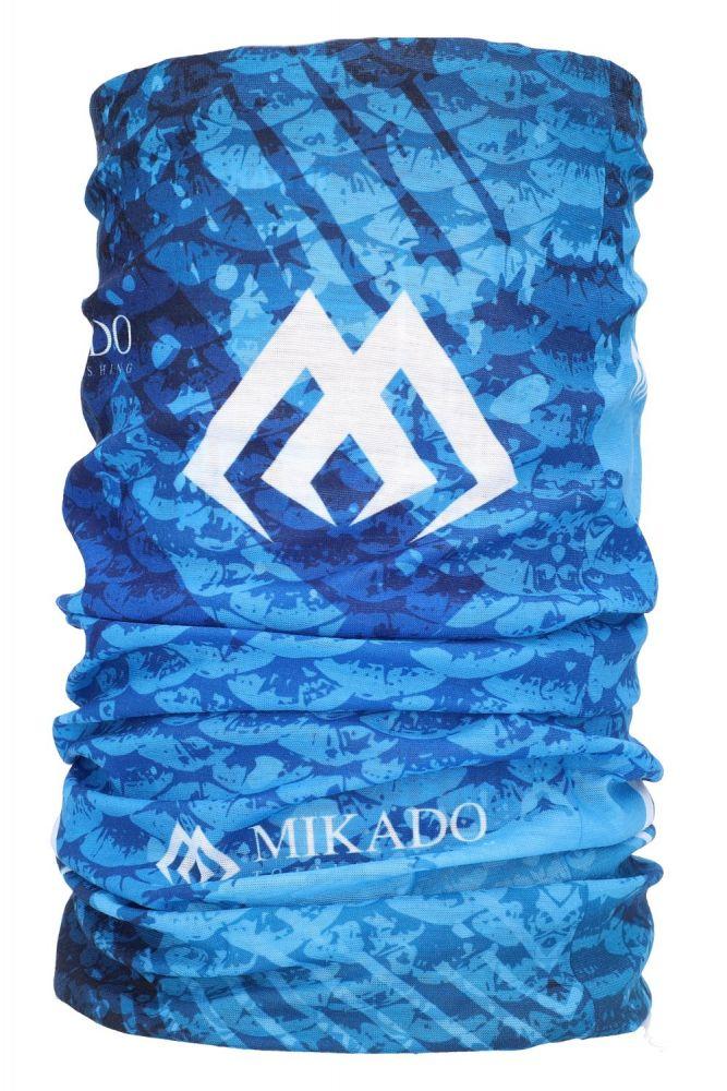 MIKADO Šatka Classic - modrá