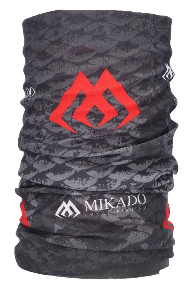 MIKADO Šatka Classic - čierna