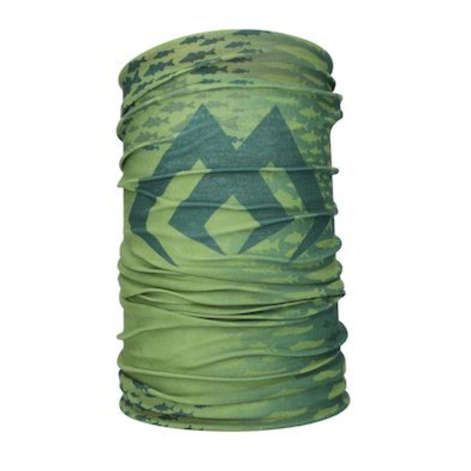 MIKADO Šatka - NECK WARMER (zelená)