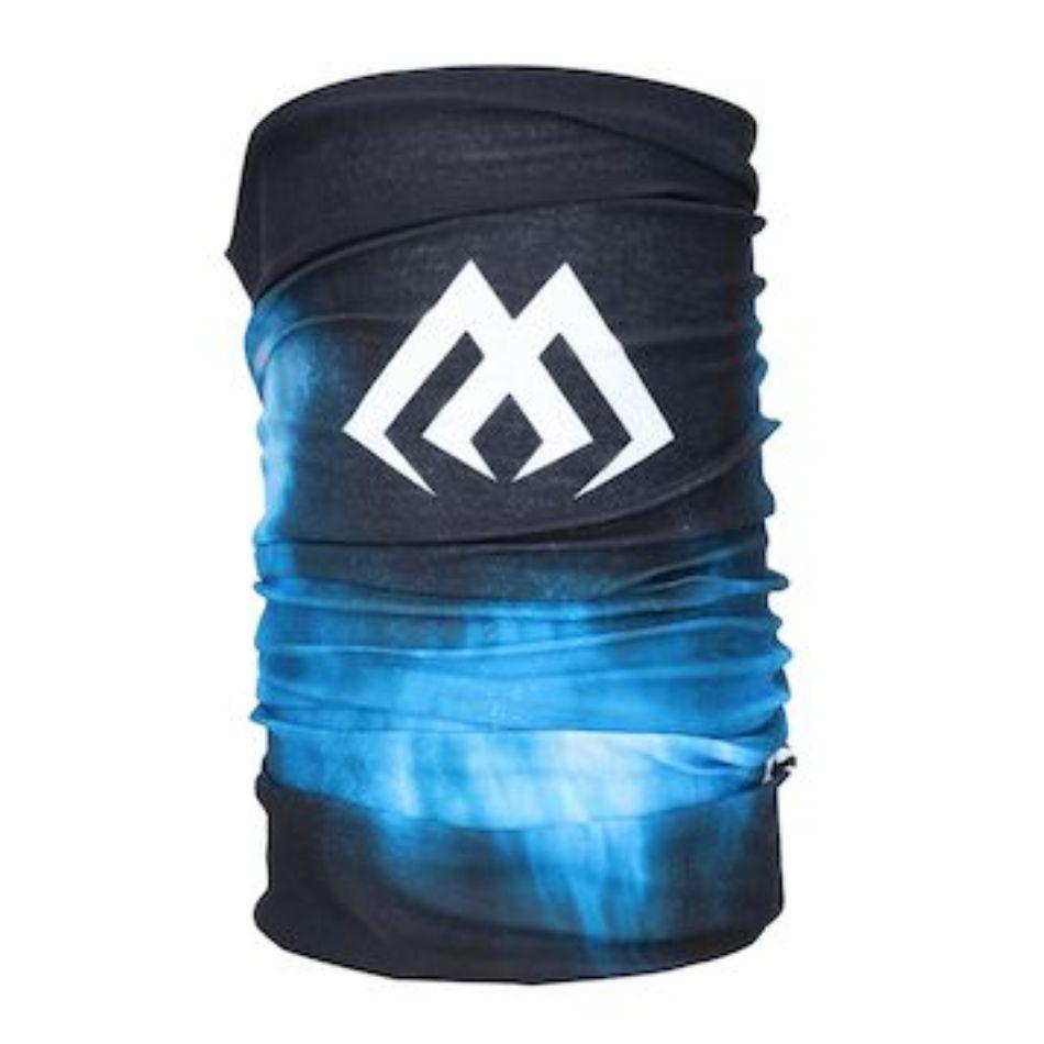 MIKADO Šatka - NECK WARMER (modrá)