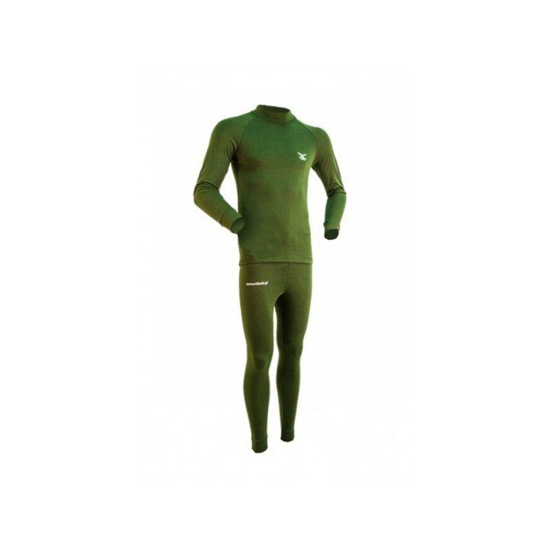 Set thermoprádla Thermo-Active (veľ.XXXL,zelená) Mikado