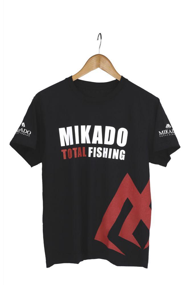 MIKADO T-SHIRT (BLACK)