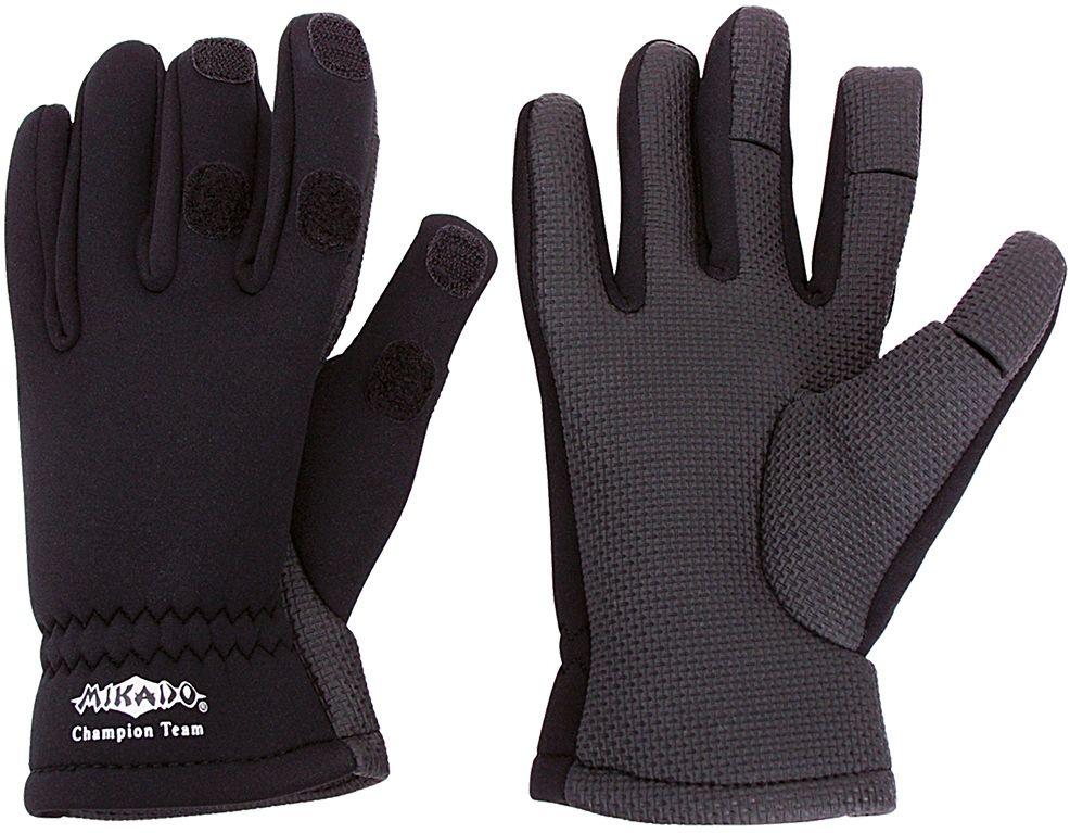 Rybárske neoprénové rukavice UMR-00 (veľ.XL) Mikado