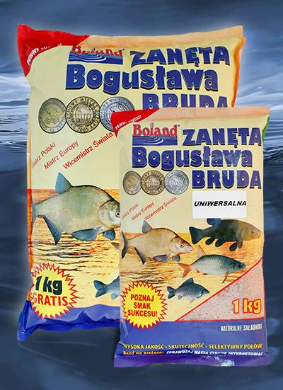 BOLAND Krmivo Popular 1kg - UNIVERZAL