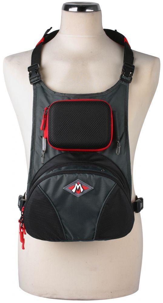 Viacúčelová taška MIKADO M-Bag Chestpack Active /42x27cm/