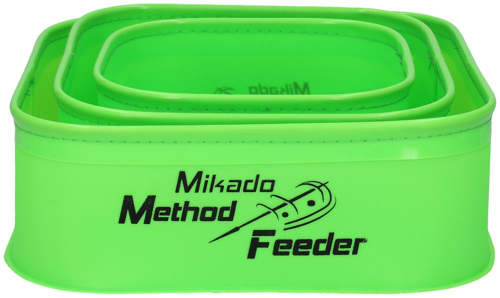 MIKADO Method Feeder EVA - Set nádob (3ks)