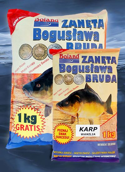 BOLAND Krmivo Popular 3kg - FEEDER