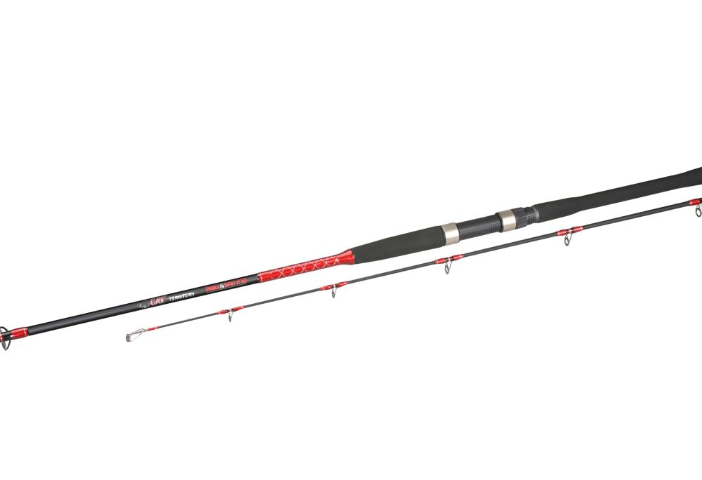 MIKADO Sumcový prút CAT TERRITORY TROLL&SPIN 210cm, 50-180g