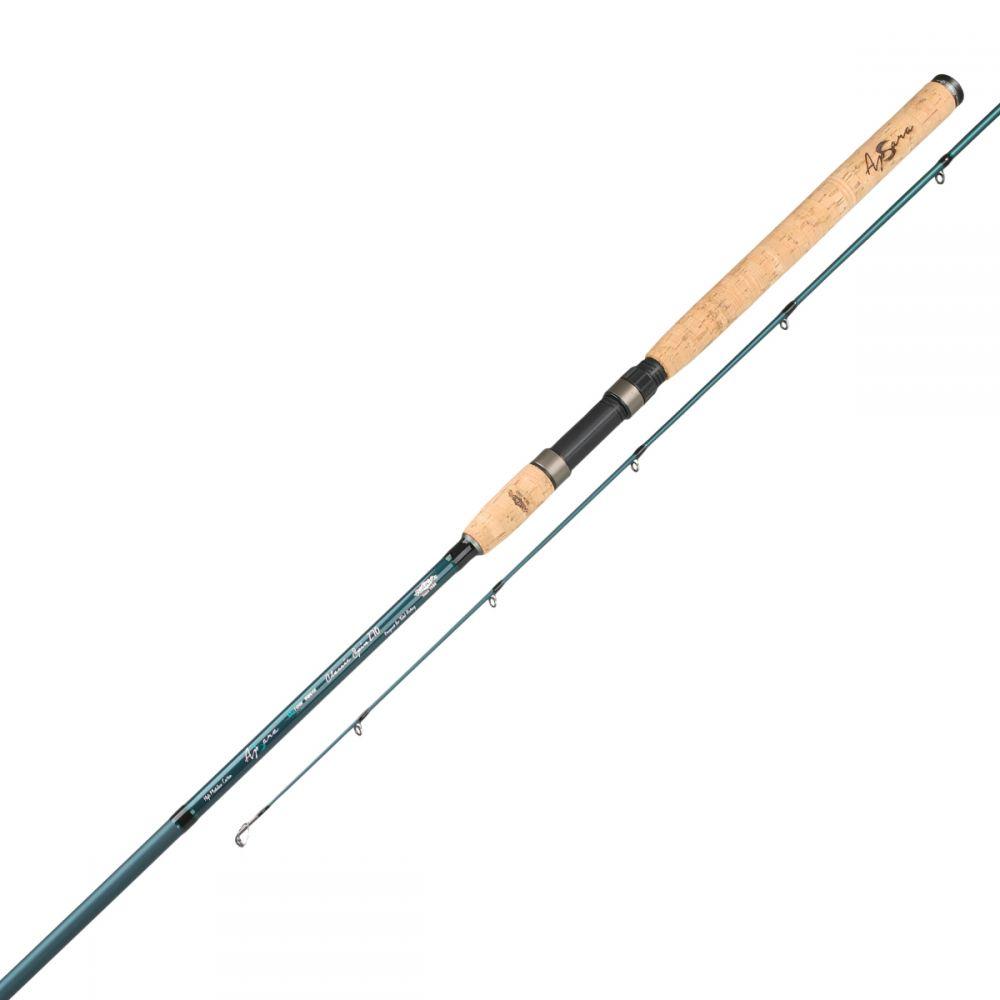 MIKADO Prívlačový Prút APSARA Classic Spin 240cm, 0-15g (2 diel)