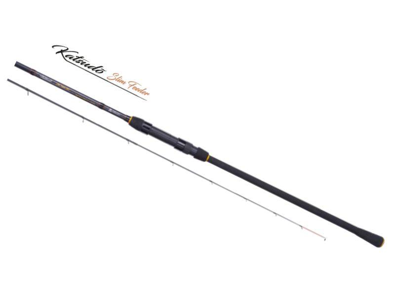 MIKADO Feedrový prút - KATSUDO SLIM FEEDER 360cm, do 90g