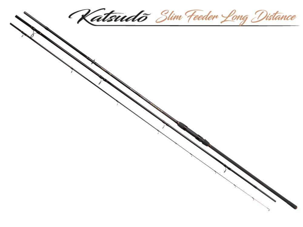 MIKADO Feedrový prút KATSUDO SLIM FEEDER LONG DISTANCE 360cm do 120g