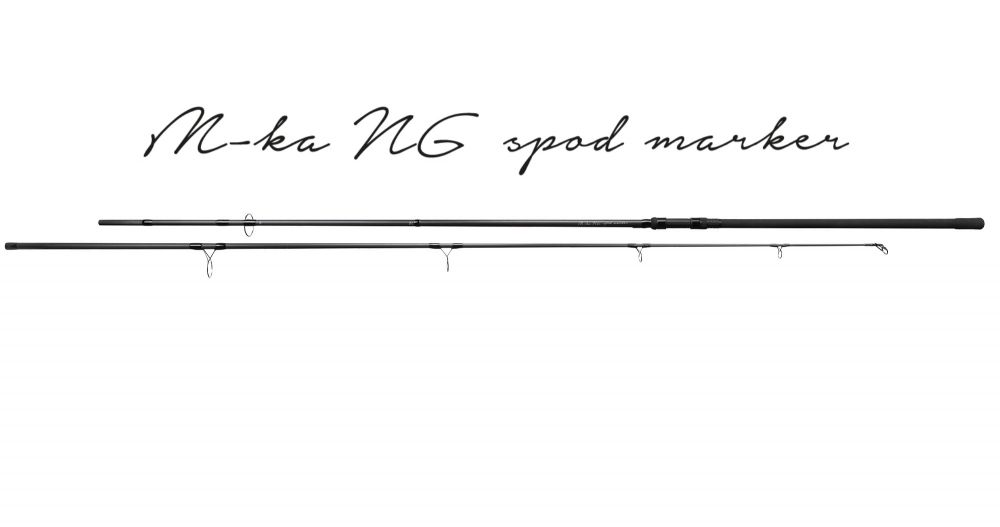 MIKADO Kaprový prút  M-KA NG SPOD MARKER 12ft 3.60m / 5.0lbs (2 diel)