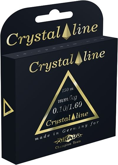 MIKADO Vlasec CRYSTAL LINE 150m - 0.24mm/7.40kg