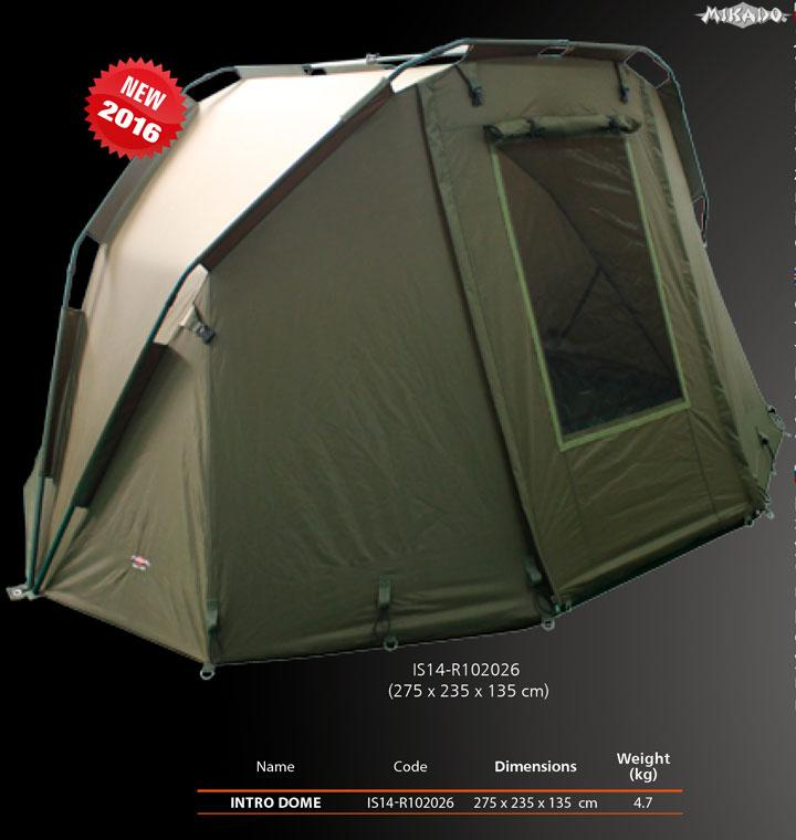 Bivak MIKADO INTRO DOME I.Man /275x235x135/