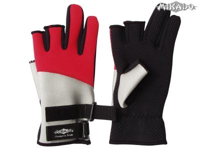 Rybárske neoprénové rukavice UMR-01 (veľ.L) Mikado