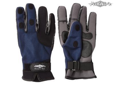 Rybárske neoprénové rukavice UMR-04 (veľ.L) Mikado