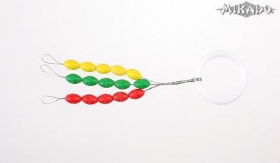 MIKADO Gumový stoper farebný AMR7042 (15ks)