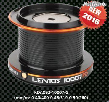 MIKADO Extra hlboká cievka - Lentus 10007